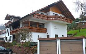 Appartement pour 2 personnes à Beerfelden