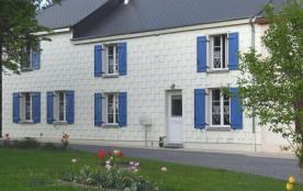 Gîte Le Pré d'Hyraumont à Rocroi - à 30 km de Charleville-Mézières Maison semi-mitoyenne avec la ...