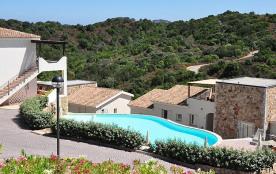Appartement pour 1 personnes à Baia Sardinia