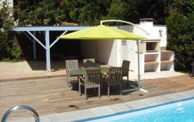 La Ritournelle est une chouette maison de vacances avec un très beau jardin clôturé, idéalement s...