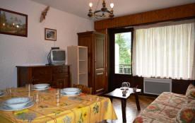 Appartement studio de 26 m² environ pour 4 personnes, située au pied des pistes la résidence l'Or...