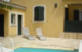 Appartement indépendant avec piscine privative L'Isle sur la Sorgue