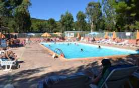 Camping Parc Valrose - Mh Classique 2Ch 4pers + Clim