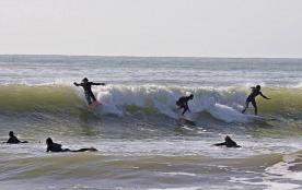Surf au Bois Plage