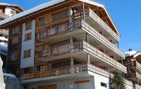 Appartement pour 3 personnes à Veysonnaz
