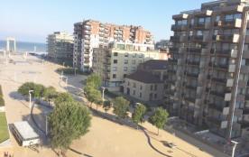 Grand appartement d'angle (3 ch.) avec vue sur l'Esplanade