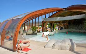 Airotel Camping Resort La Rive, 764 emplacements, 250 locatifs