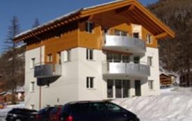 Appartement pour 3 personnes à Saas-Grund