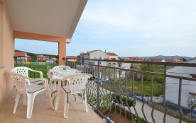 Appartement pour 2 personnes à Zadar/Sukošan