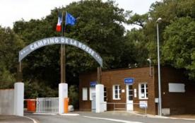 Camping de la Bosse, 277 emplacements, 21 locatifs
