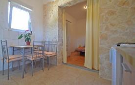 Appartement pour 1 personnes à Zadar/Sukošan