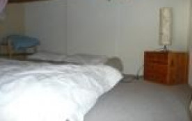 lit dans la mezzanine