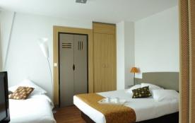 Adagio Aparthotel Nantes Centre - Appartement Studio 4 personnes