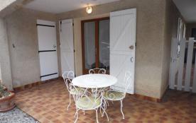 En plein centre du Grau d'Agde, agréable 2 pièce