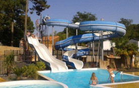 Camping Palmyre loisirs 4* - Mobil home luxe  3 chambres 6/8 pers