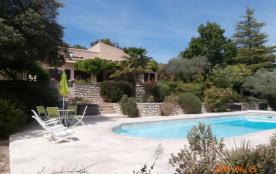 Villa s/5000m2, Sud, vue VENTOUX, piscine privée