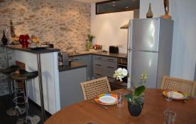 Banyuls sur mer (66) - Centre Plage - Rue Jean Bart. Appartement 4 pièces - 90 m² environ - jusqu'à 6 personnes.