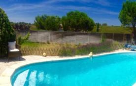 Villa de 100m2 avec Piscine à proximité de Montpellier