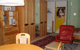 Appartement pour 1 personnes à Disentis