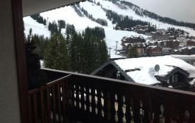 vue pistes balcon