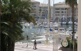 Résidence Royale Marine - Appartement 3 pièces de 57 m² environ pour 6 personnes, face au port, l...
