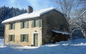 Maison située à Les Rousses