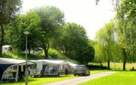 Camping Ettelbruck, 110 emplacements, 15 locatifs