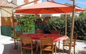 Narbonne Plage (11) - Quartier des Foulquines basses - Résidence Les Grandes Bleues III. Maison 4...