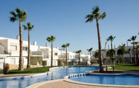 Appartement aan Vistabella Golf op 15km van zee & Torrevieja