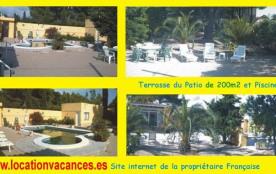 Villa luxueuse - 9 personnes