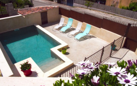 Votre espace piscine privatisée