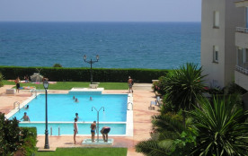 VINAROS - APPARTEMENT FACE MER AVEC PISCINE