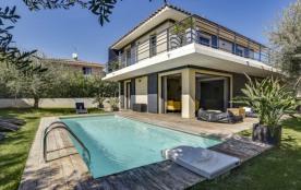 Villa avec piscine près de la mer à Bandol