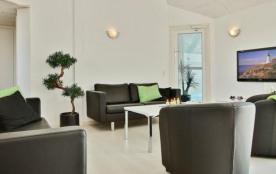 Maison pour 10 personnes à Harboøre