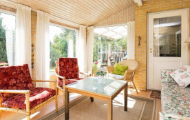 Maison pour 3 personnes à Knebel