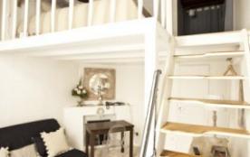 Nice loft style apt w/mezzanine