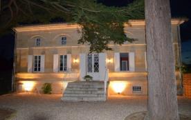 Chartreuse entre Saint-Emilion et Bordeaux - Génissac