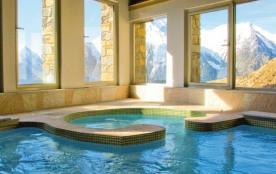 Bel appartement****sur les pistes, piscine, jacuzzi, hammam, sauna...... - Saint Lary Soulan