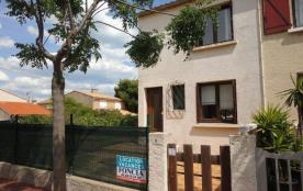 Quartier du centre - Boulevard de Villebrun - Maison 3 pièces - 80 m² environ - 6 personnes.