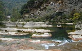 les Cascades de Duilhac sous Peyrepertuse, baignade, parking surveillé