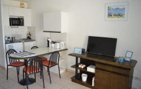Banyuls sur Mer (66) - Quartier Port de plaisance - Résidence Thalabanyuls. Appartement studio-ca...