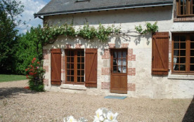 Gîtes de France - À la porte du château de Cheverny, maison dans le village avec un jardin clos (...