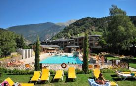Andorre: 3 chambres dans résidence de vacances ideal ski ou séjours d'été - La Massana