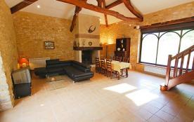 Maison pour 8 personnes à Puy-l'Evéque