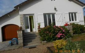 Villa à DAMPIERRE EN BURLY