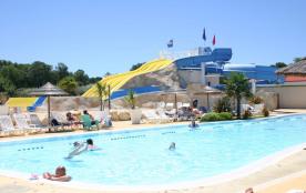 Promo août: -10% + fun pass offerts pour 15 jours, mobilhome 3 chbres  Les Charmettes, 4*,piscines chauffées