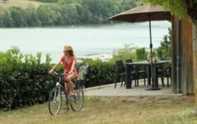 NOTRE MEILLEURE OFFRE POUR JUILLET  - Gîte au Village de gîtes du Lac du Causse - Lissac-sur-Couze