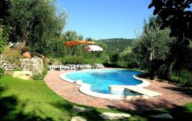 Villa avec piscine au Bar sur Loup