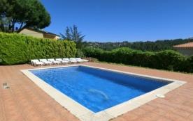 Villa 8 pers avec piscine privée