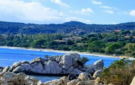 plage de Folacca Tamaricciu